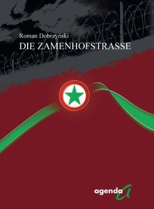 Buchcover: Die Zamenhofstraße